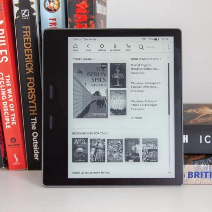 amazon all-new kindle oasis 8gb