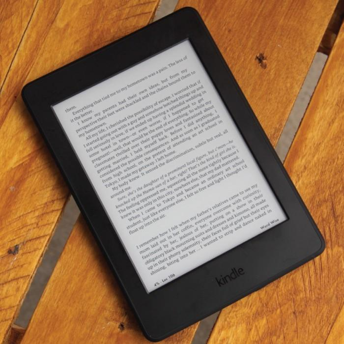 amazon kindle paperwhite 2nd wifi 6th generation